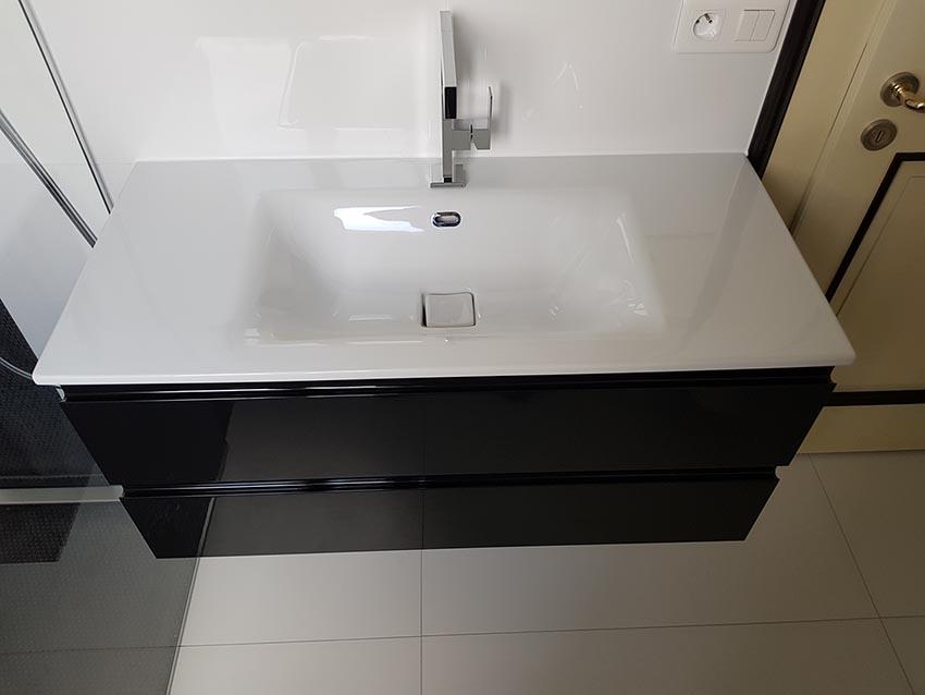 Rénovation complète salle de bains